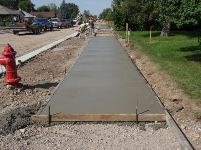 Illinois Street Reconstruction