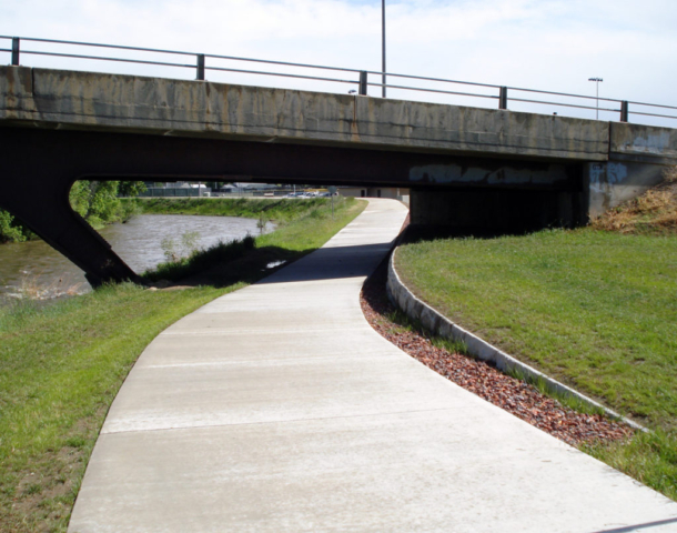 11th Street Pathway Underpass