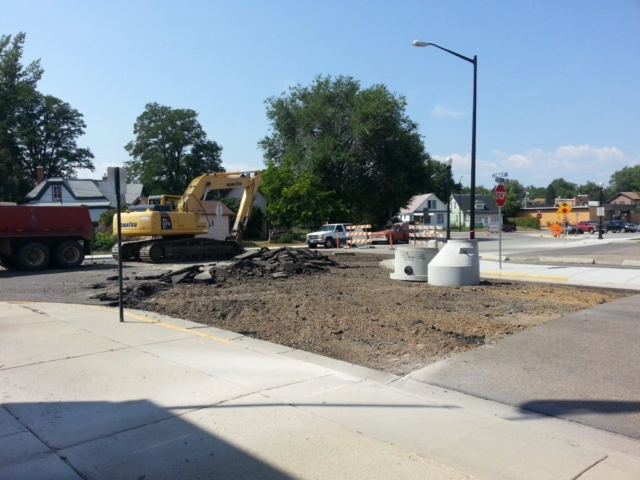 South Connor Street Reconstruction