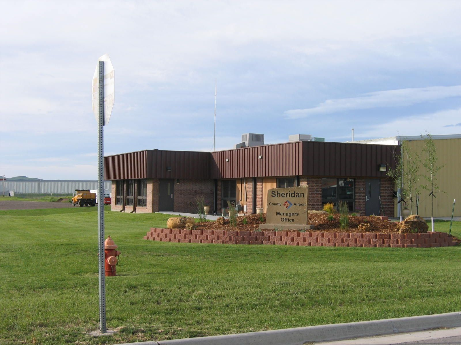 Sheridan County Airport Office Addition