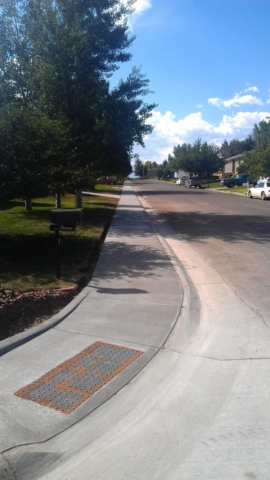 Safe Routes to School Papago St